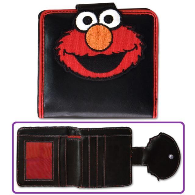 Sesame Street Elmo Ladies Wallet