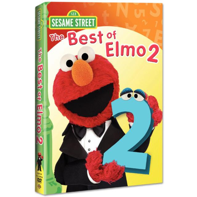 Sesame Street Best of Elmo 2 DVD
