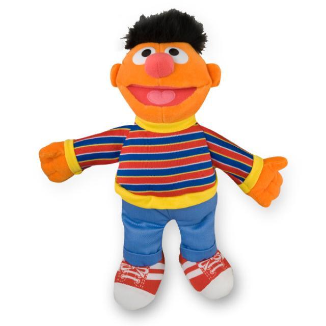 "Sesame Street Ernie 14"" Plush"