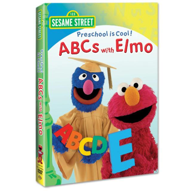 Sesame Street Preschool Is Cool: ABCs with Elmo DVD