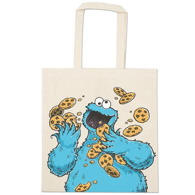 Sesame Street Cookie Monster Youth Tote Bag