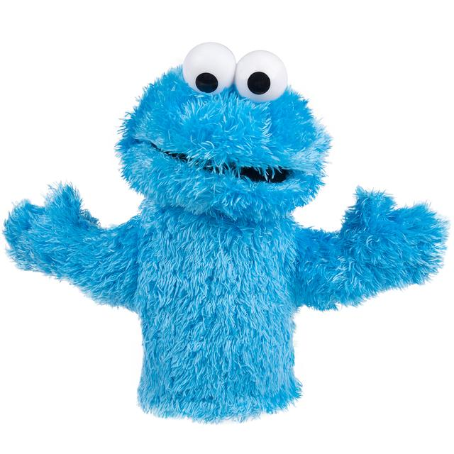 Sesame Street Cookie Monster Hand Puppet