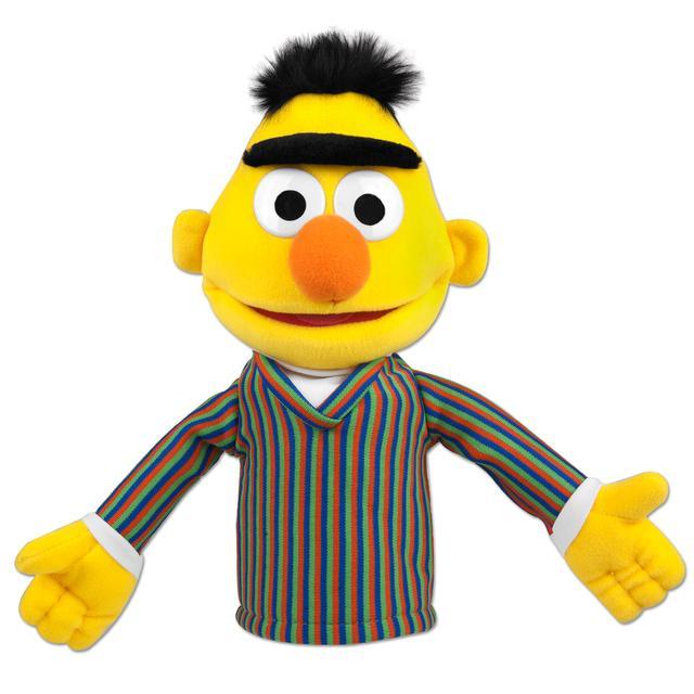 Sesame Street Bert Hand Puppet