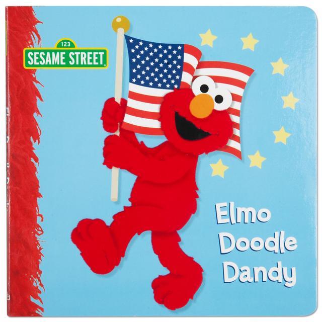 Sesame Street Elmo Doodle Dandy Book