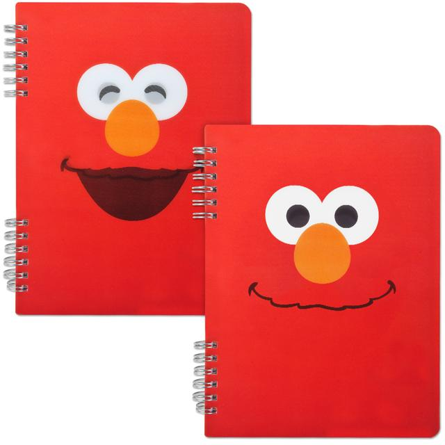 Sesame Street Elmo Spiral Notebook