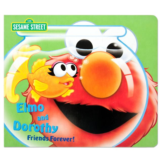 Sesame Street Elmo and Dorothy: Friends Forever! Book