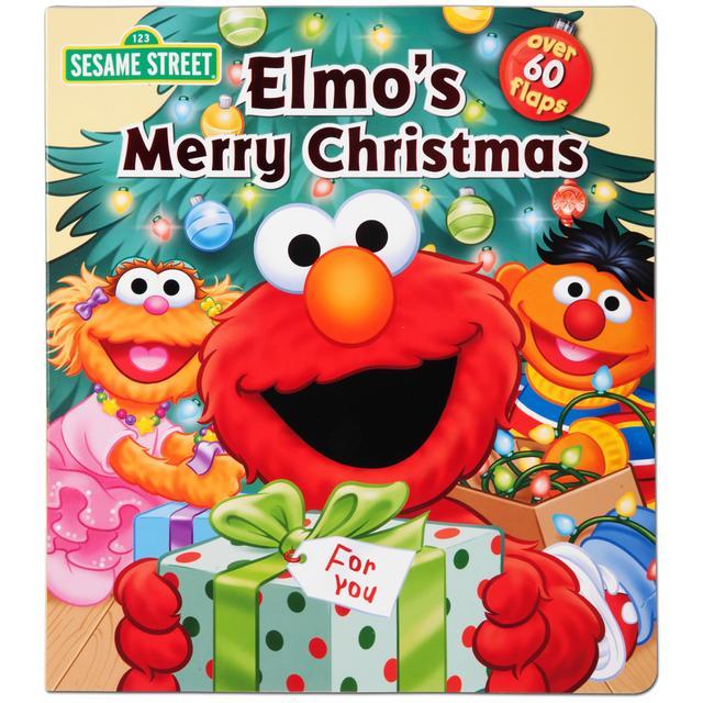 Sesame Street Elmo's Merry Christmas Book