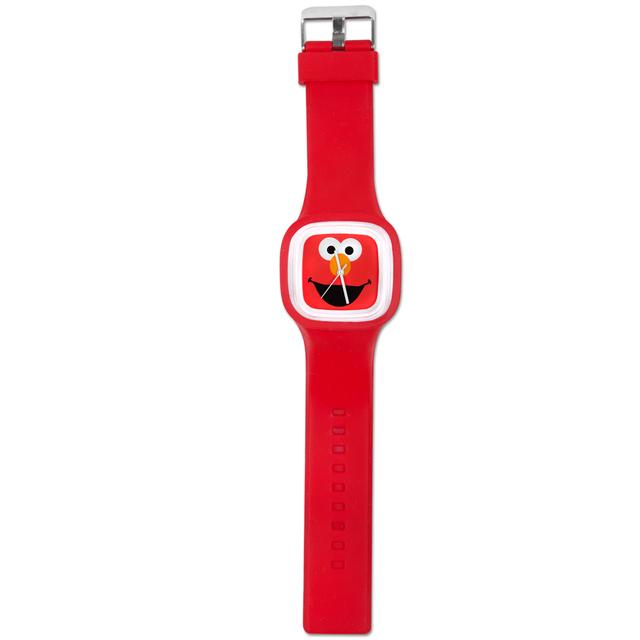 Sesame Street Elmo Jelly Watch