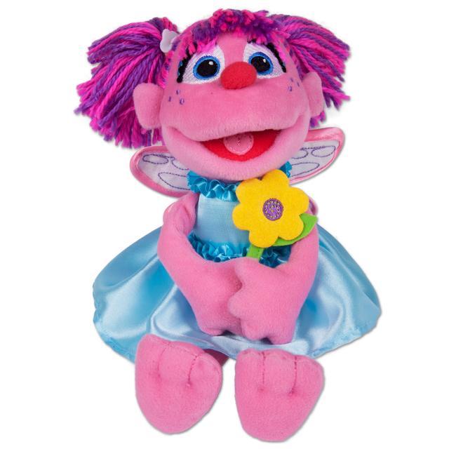 Sesame Street Abby Cadabby Take Along Buddy