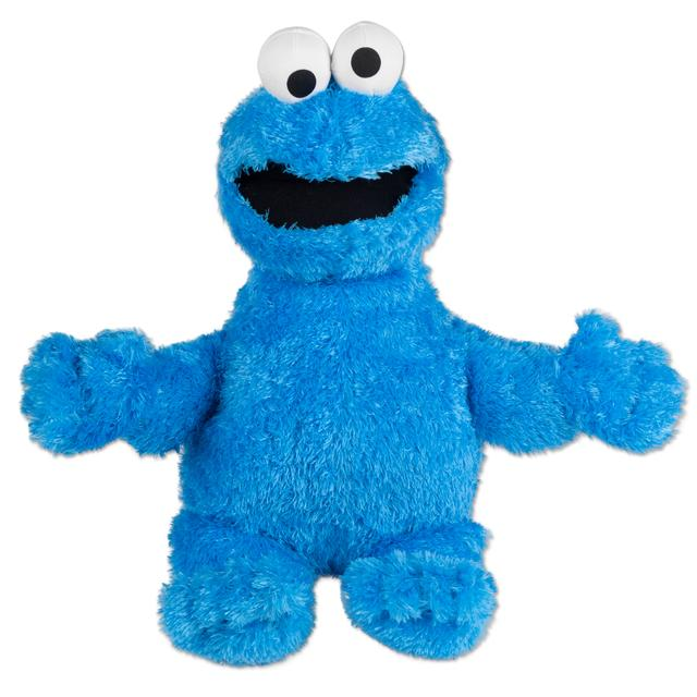 "Sesame Street Cookie Monster 21"" Plush"