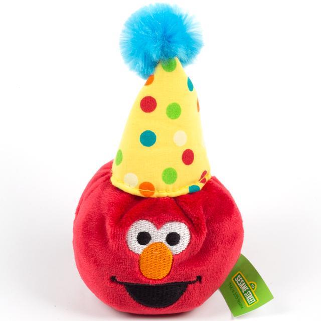Sesame Street - Sesame Birthday Beanbag Elmo