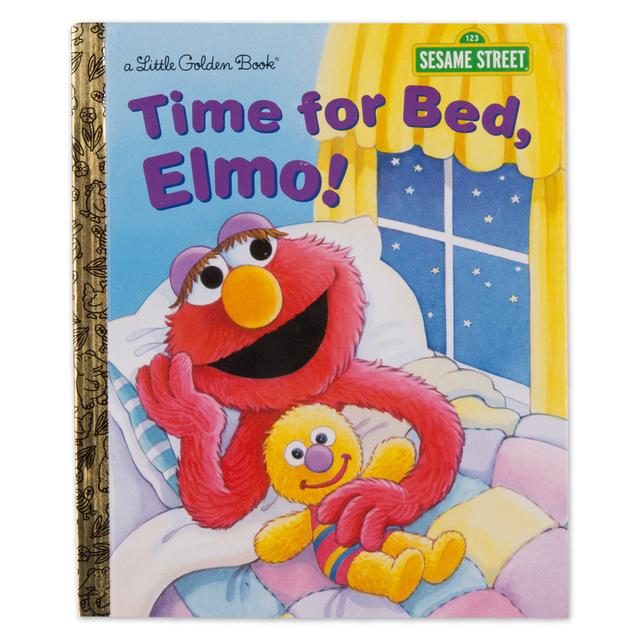 Sesame Street Time for Bed, Elmo!
