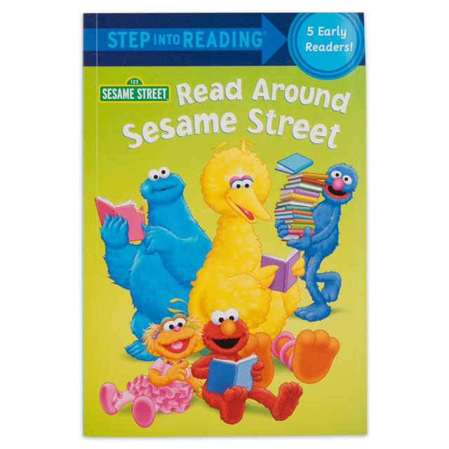 Sesame Street Read Around Sesame Street