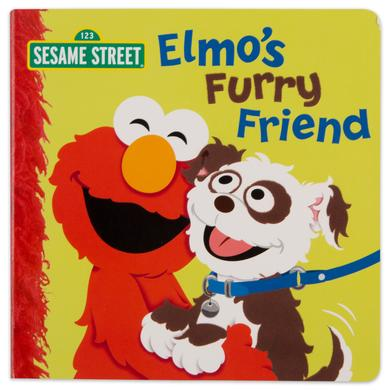 Sesame Street Elmo's Furry Friend