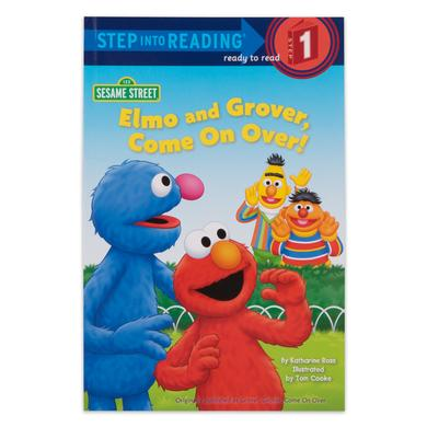 Sesame Street Elmo and Grover, Come on Over!