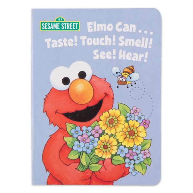 Sesame Street Elmo Can…Taste! Touch! Smell! See! Hear!