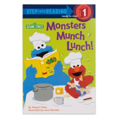 Sesame Street Monsters Munch Lunch!