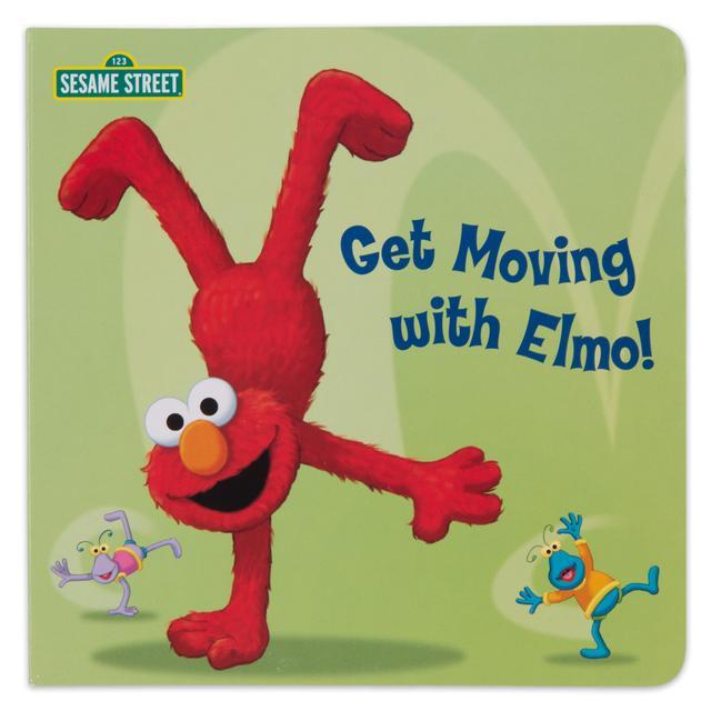 Sesame Street Get Moving with Elmo!