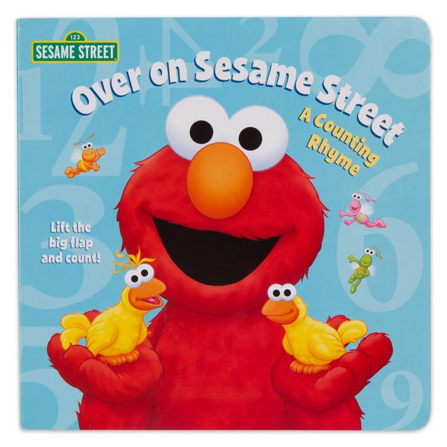 Sesame Street Over on Sesame Street
