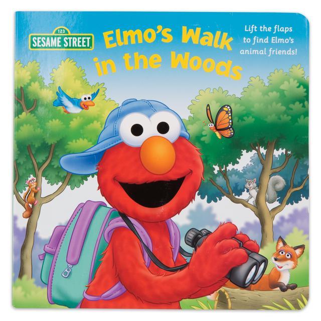 Sesame Street Elmo's Walk in the Woods