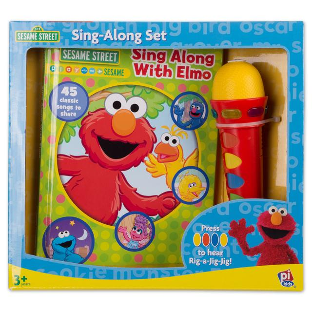 Sesame Street Sing Along with Elmo