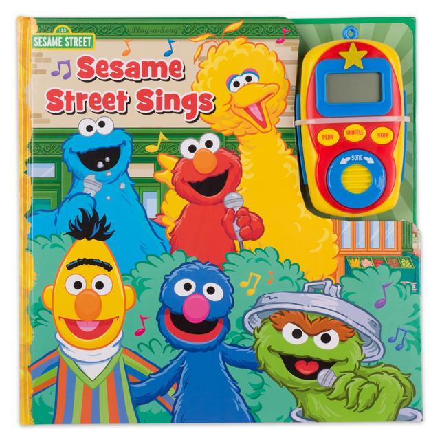 Sesame Street Sings Karaoke Book