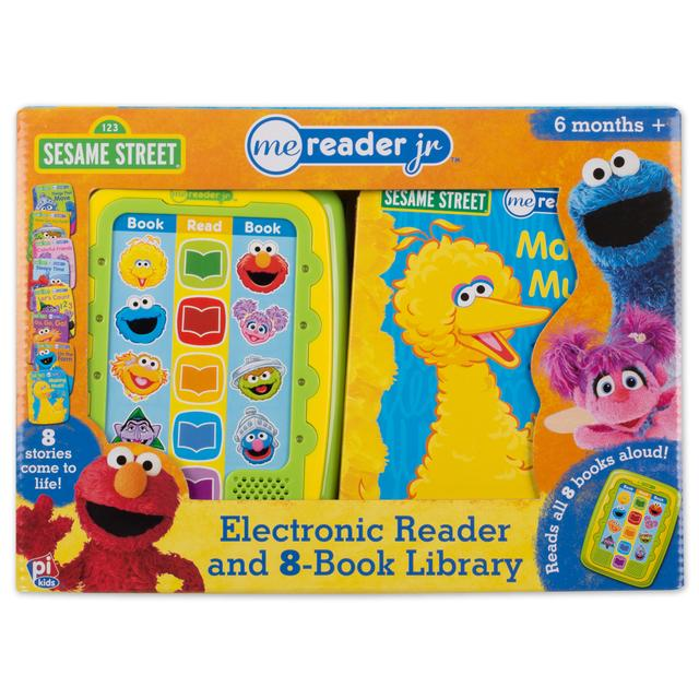 Sesame Street Me Reader Jr.