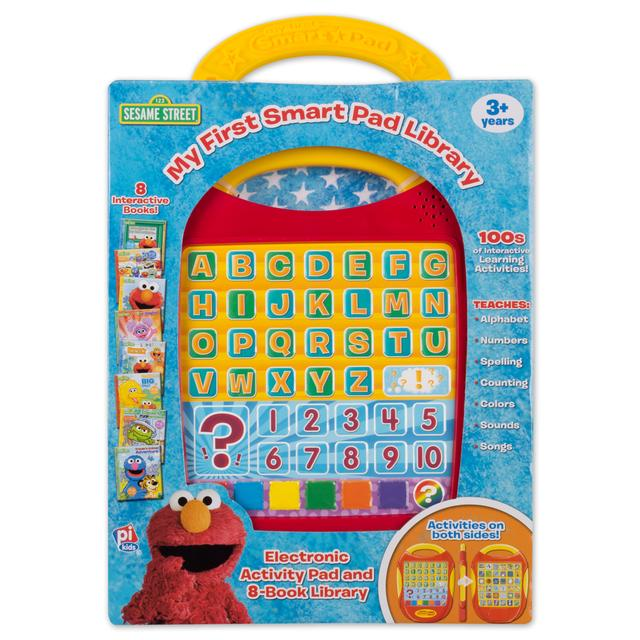 Sesame Street My First Smart Pad Library