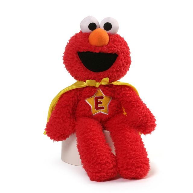 "Sesame Street Elmo 12"" Superhero Plush"