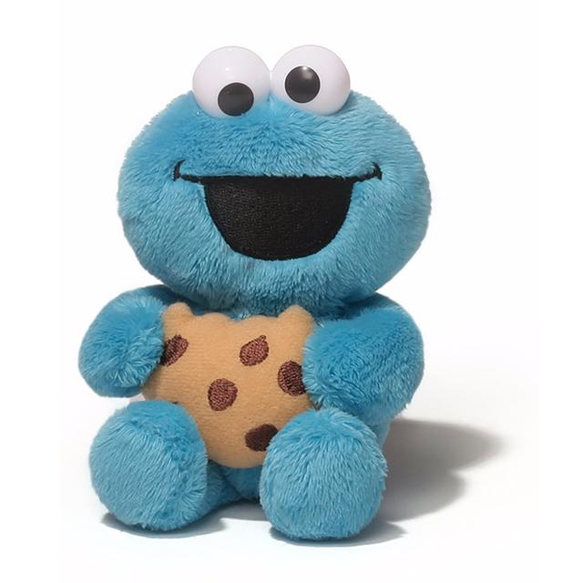 "Sesame Street Cookie 6"" Foodie Plush"