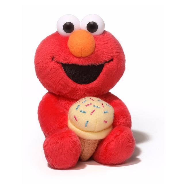 "Sesame Street Elmo 6"" Foodie Plush"
