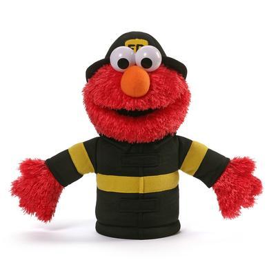 Sesame Street Elmo Fireman Puppet