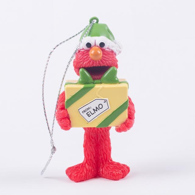 Sesame Street From Elmo Ornament
