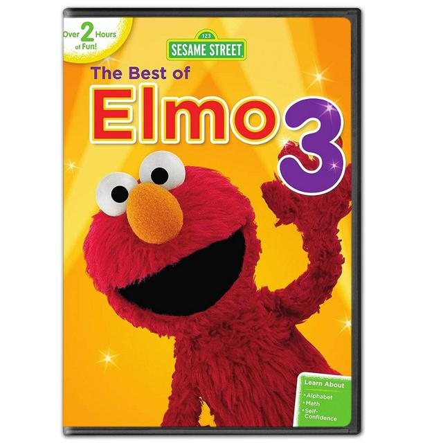 Sesame Street: The Best of Elmo 3 DVD