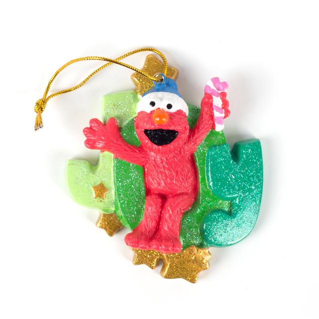 Sesame Street Elmo Joy Ornament