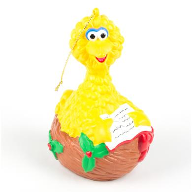 Sesame Street Big Bird Wreath Ornament