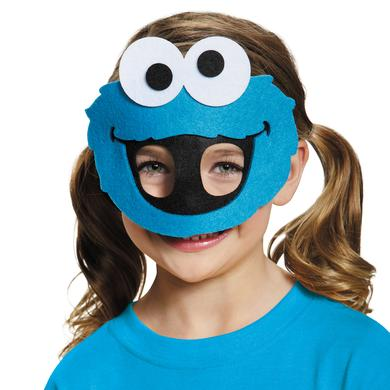 Sesame Street Cookie Monster Felt Mask