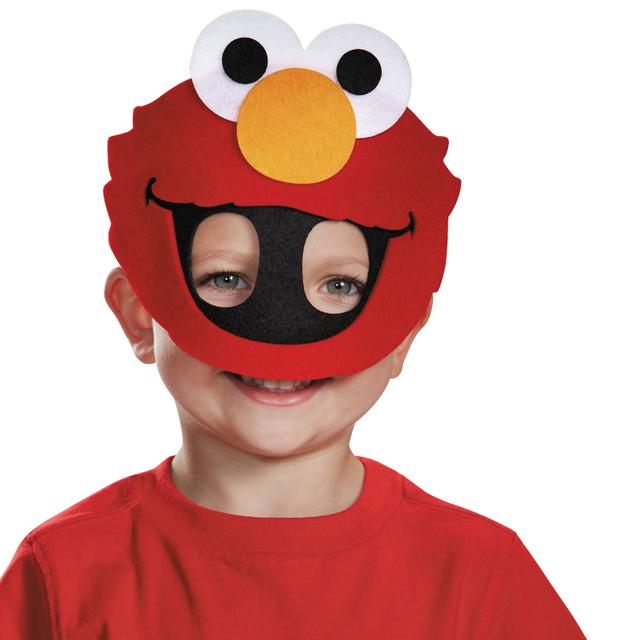 Sesame Street Elmo Felt Mask