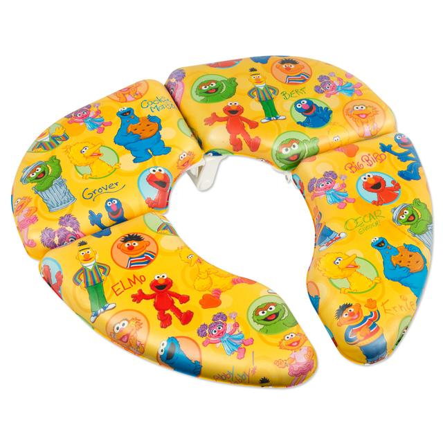Sesame Street Cushioned Travel Potty Seat