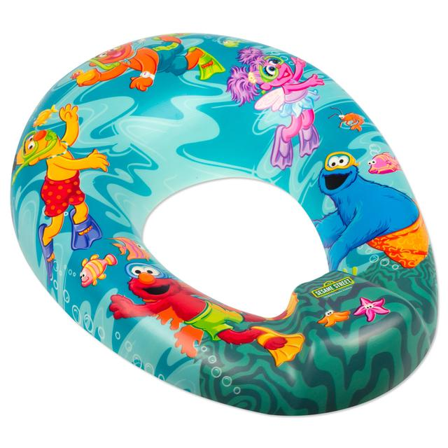 Sesame Street Foam Potty Ring