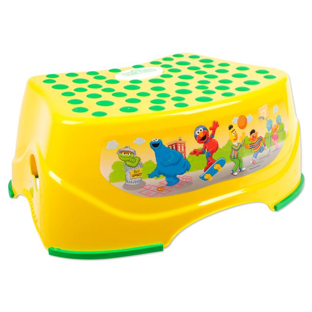 Sesame Street Step 'N Sound Step Stool