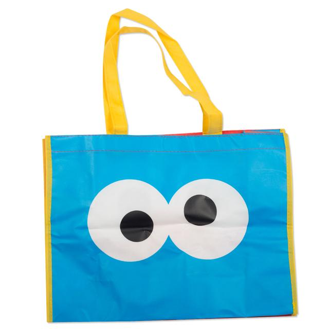 Sesame Street Large Shopper Tote Bag