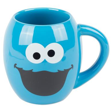 Sesame Street Cookie Monster 18 oz. Ceramic Mug
