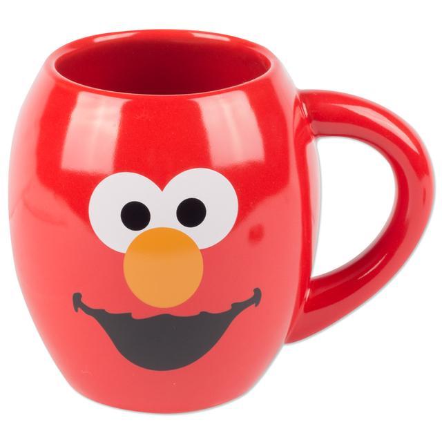Sesame Street Elmo 18 oz. Ceramic Mug
