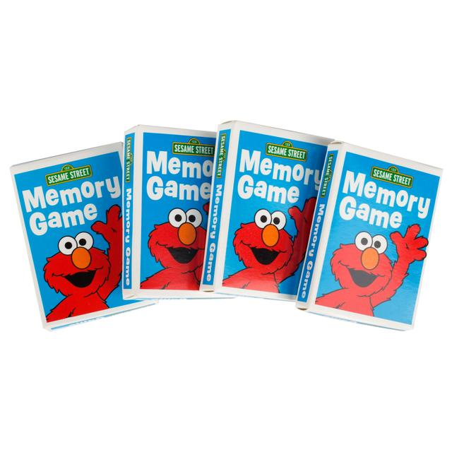 Sesame Street Elmo's Party Memory Game