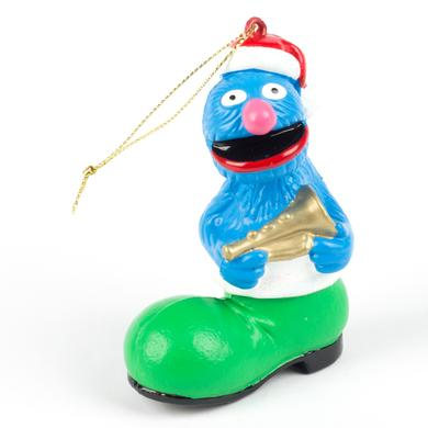 Sesame Street Grover Shoe Ornament