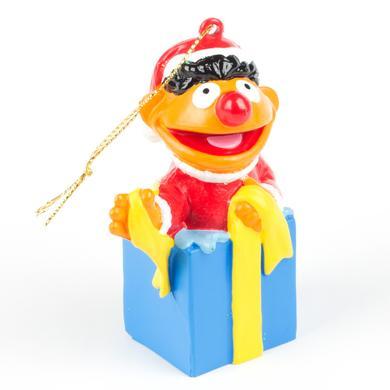 Sesame Street Ernie Present Ornament