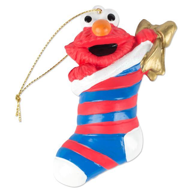 Sesame Street Elmo Stocking Ornament