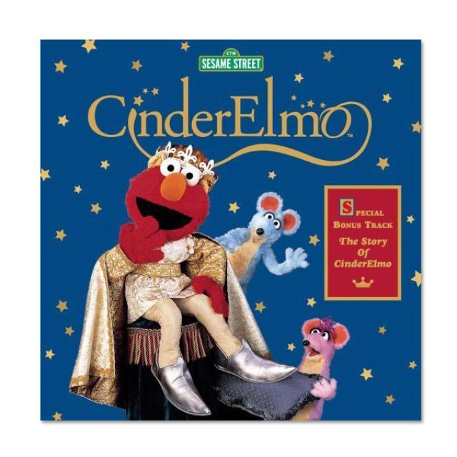 Sesame Street CinderElmo CD