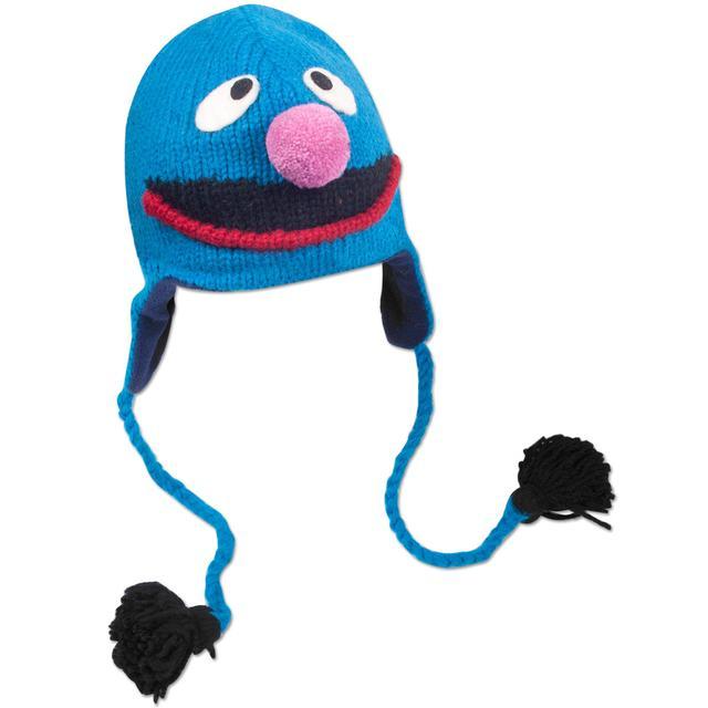 Sesame Street Grover Adult Pilot Hat